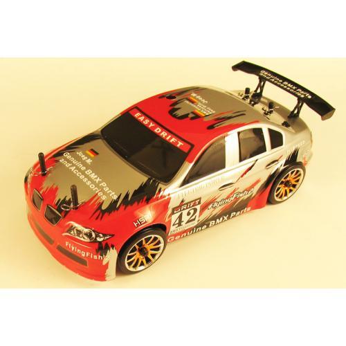 Радиоуправляемый автомобиль для дрифта FLYINGFISH2-PRO,1:16 Drift Car 94163PRO (27 см)